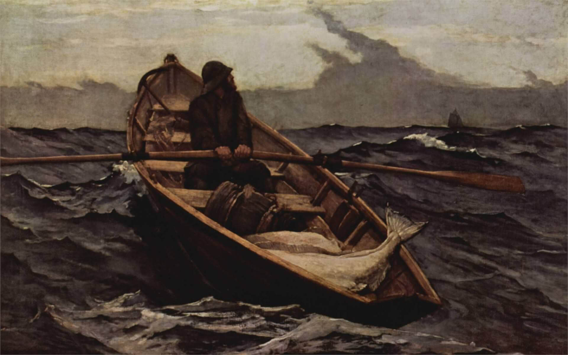 Biography of Winslow Homer