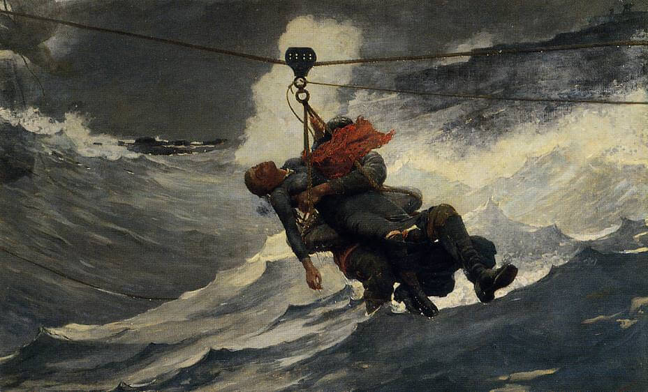 an introduction to the life of winslow homer an american painter Fresh eggs 1874, which is made by winslow homer when he focused his  paintings on countryside life, is undoubtedly a great piece.